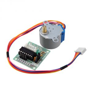 Stepper Motor+Bridge