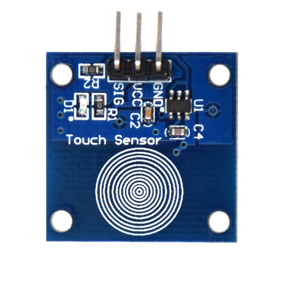 Kookye Smart Home Sensor Kit For Arduino Raspberry Pi How To Build A Mq2 Smoke Circuit With Touch Module