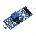 Photosensitive Light Sensor Module