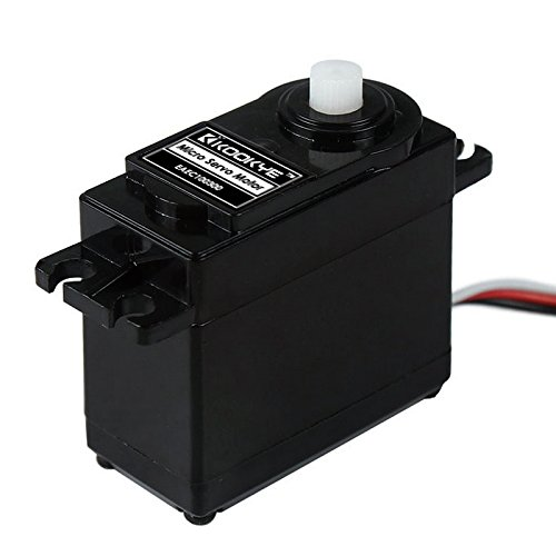360 degree servo motor