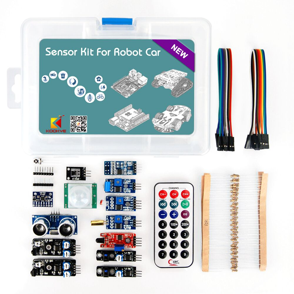 Robot car sensor kit DBSK100200