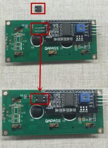 The Instruction on LiquidCrystal I2C Doesn't Work With Hello
