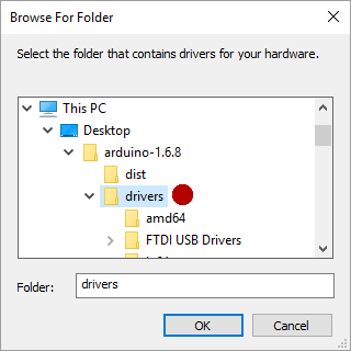 select-arduino drivers-folder-6