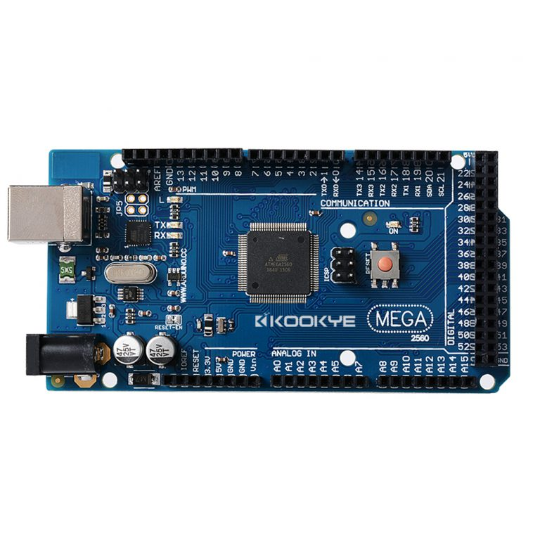 32 TFT pinout connection to Arduino MEGA or Due